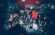 Woow...Ditengah Pandemi Covid-19, JRX Sukses Bikin Konser di Twice Bar