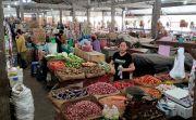 Skema Urai Pedagang di Pasar Anyar, Jalan Sawo Jadi Lapak Dagangan