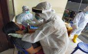 GTPP Pastikan Pasar Aman Covid, Ratusan Pedagang Jalani Rapid Test
