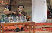 Angkat Cerita Pariwisata Bali, Juli Sastrawan Rilis Kulit Kera Piduka