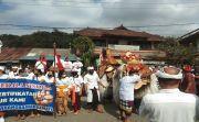 Tolak Tanah Duwe Adat Jadi Dermaga, ASDP Nekat, Ancam Bunyikan Kulkul