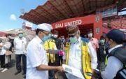 Cek Stadion Kapten Dipta, Menteri PUPR Tanya Kontribusi Pemprov Bali