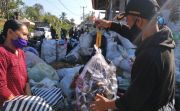 HEBAT! Warga di Gianyar Tukar 1,7 Ton Sampah jadi Setengah Ton Beras
