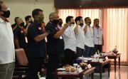 Danlanal Denpasar Bali Harapkan Taekwondo Bali Makin Profesional