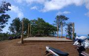 Disapu Angin, Atap Kantin Objek Wisata Camping Lahangan Sweet Roboh