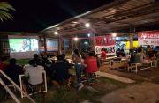 Omzet Kafe di Bali Mulai Bangkit, Nobar Terapkan Protokol Ketat
