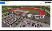 Desain Stadion Dipta Biasa-biasa Saja,Kurang Wah, Netizen Kritik Keras
