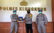 Sukses Emban Misi PBB, Dua Perwira Asal Bali Diganjar Penghargaan