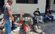 Bocah 14 Tahun Duet Bareng Pemuda Nyuri Motor Lintas Kabupaten