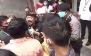 Anggota DPD RI Arya Wedakarna Tuding Massa Pendemo Sudah Keterlaluan