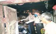 Gara-Gara Lupa Matikan Kompor, Dapur Terbakar