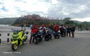 Sambangi Bold Riders NTB, FRC Bali Tempuh Rute 1.500 Kilometer