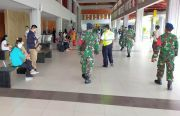Razia Masker di Bandara Ngurah Rai, Tak Temukan Pelanggar Prokes