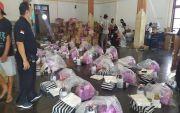 Jelang Coblosan, Ratusan APD Digelontor ke TPS-TPS