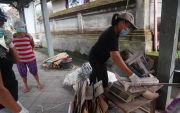 Bank Sampah Bantu Warga Banjar Mas Sayan Ubud di Tengah Pandemi