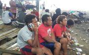 KM Cahaya Berlian Tujuan Bima Terbakar di Perairan Bali Utara