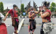 Tarik Perhatian, Sosialisasi Prokes Libatkan Seniman Bondres