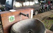 ADUH! Wastafel di Lapangan Alit Saputra Tabanan Tak Berisi Sabun