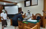 Cegah Narkoba Masuk PN, Puluhan Aparatur Pengadilan Tes Urine