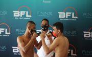 Tidak Bisa di Jakarta, 32 Petarung Berlaga di Bali Fight League 2020