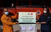 Enesis Group Salurkan Bantuan Kepada Masyarakat Bali Cegah Wabah DBD