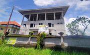 Diterjang Covid-19, Pembangunan Polsek Tabanan Belum Rampung