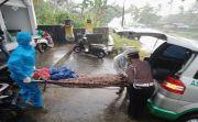 Tewaskan Ibu-Ibu dan Kabur, Polisi Kejar Pengemudi Minibus Warna Biru