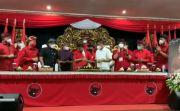Bikin Perayaan Ultah Megawati, Koster Dkk Berkerumun dan Lepas Masker