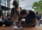 Duh Bikin Geram, Cueki Protokol Kesehatan, Banyak WNA Bandel di Bali