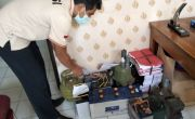 Pemulung Ditangkap karena Mencuri Aki di Gianyar