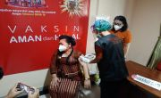 Darah Tinggi,Dandim Hingga Kajari Karangasem Batal Suntik Vaksin Covid