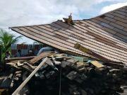 Rumah Joglo Haji Madin Roboh Diterjang Hujan Angin, Rugi Ratusan Juta