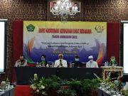 Kakanwil Kementerian Agama Bali Gelar Rakor Kerukunan Beragama
