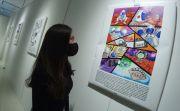 Wow! Puluhan Komik Dipamerkan di Balai Budaya Lumintang Denpasar