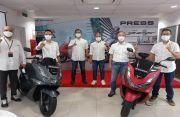 Kenalkan All New Honda PCX 160 untuk Pecinta Skutik Premium