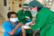 329 Nakes di Jembrana Tunda Divaksin, Target Vaksin Kedua Meleset