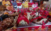 Buang Sial, Warga Keturunan Tionghoa Gelar Ritual Ci Suak