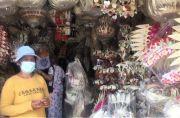 Sambut Hari Raya Galungan, Pembeli Hiasan Penjor Cenderung Stagnan