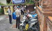Di Bali, Pemilik Motor Knalpot Brong Ditilang, Dicopot Lalu Digantung
