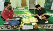 Al Quran Tua Ditulis Keturunan Raja, Sampul dari Kulit Lembu India