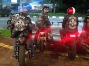 Motor Custom Banjir Peminat, Dewata Rokers MG Buka Chapter Lombok