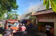 Baru Buka, Kafe Mr. Big Singaraja Dilahap Api, Karyawan Shock