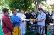 Langgar Dresta Adat, Desa Adat Kesiman Tutup Ashram Krishna Balaram