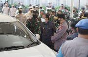 Percepat Vaksinasi Covid, Driver Gojek Suntik Vaksin Bareng TNI/Polri