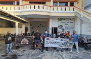 Komunitas Honda PCX Indonesia Salurkan Bantuan Bencana Alam NTT