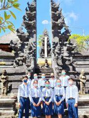 SMAN 3 Denpasar Sabet 2 Emas Youth International Science Fair (YISF)