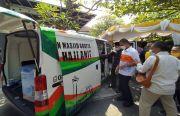 Yayasan Haji Anif Salurkan Bantuan Mobil Kebersihan Masjid di Bali