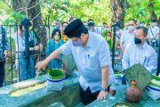 Ziarah Eyang Kakung, Airlangga Hartarto Keturunan Trah Mangkunegara