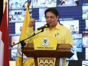 Airlangga: Keputusan Partai Golkar Sudah Jelas, Kader Harus Kerja!