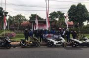 Semarak Anniversary, HPCI Bali Chapter Akhiri Touring Keliling Bali